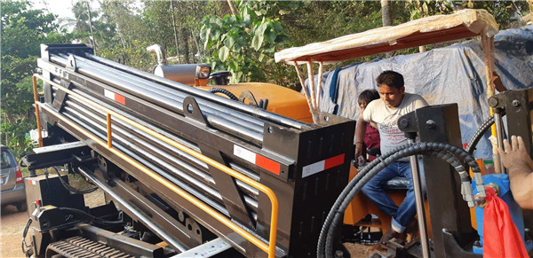 Horizontal directional drilling HDD machines (5)