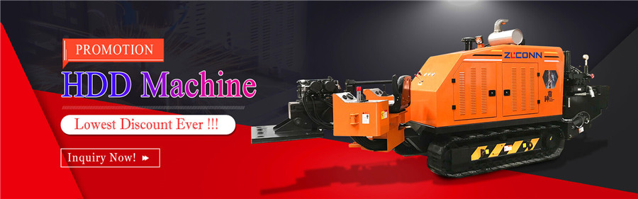 Horizontal directional drilling HDD machines (12)