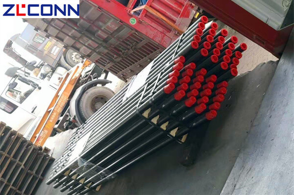 April 2020 Ship to Malaysia - ZLCONN 100no HDD Machine Drilling Rods (2)