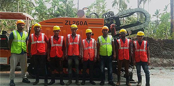 ZLCONN Horizontal Directional Drilling Machine 26T
