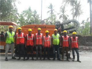 ZLCONN HDD Machine Working in India