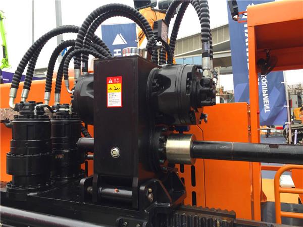 ZL360A ZLCONN HDD Machine Machine Big Imported Piston Motor