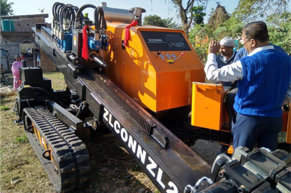Horizontal directional drilling HDD machines (8)