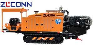 06 ZLCONN 45T HDD Machine ZL430A rock drilling with mud motor