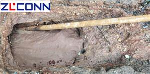ZLCONN 45T HDD Machine ZL430A rock drilling with mud motor 04